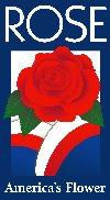National Roses Emblem